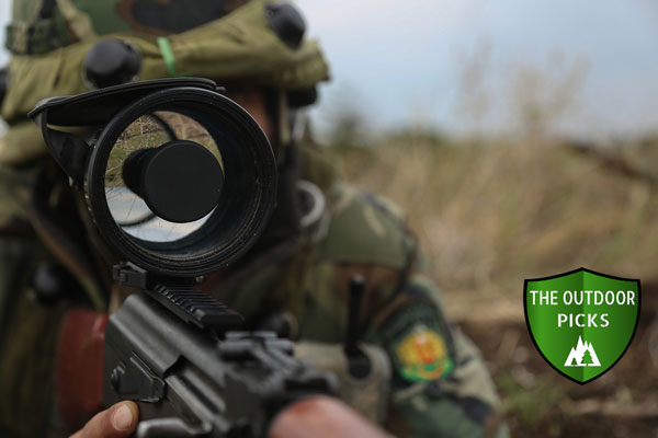 Top 10 Best Rifle Scopes For Hunting and Shooting