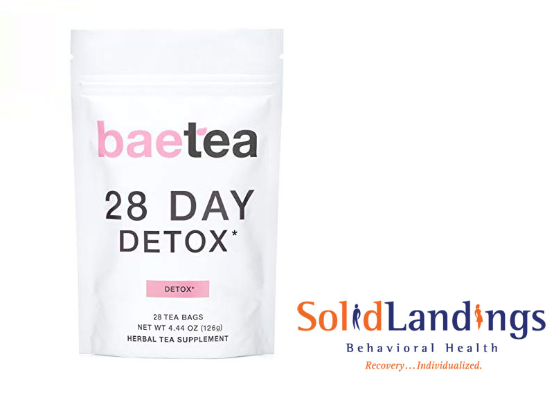 Not Just Detoxification: A Baetea Gentle Detox Tea Review