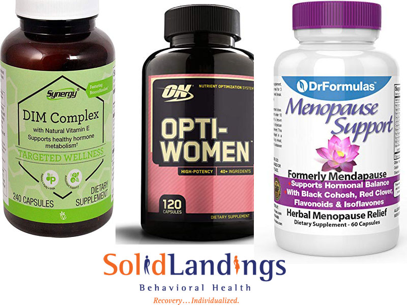 Top 10 Best Vitamins For Women Over 50