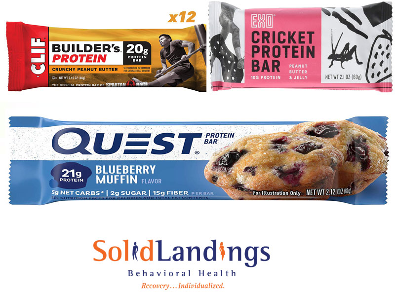 The Best Protein Bars for Men and Women That You Should Try