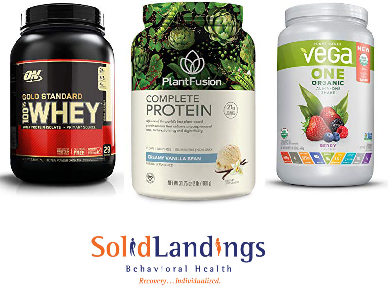 Top 10 Best Protein Powders  – Reviews & Guides 2021