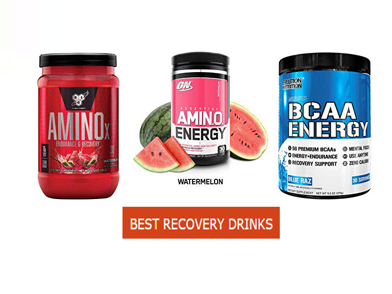 Best Recovery Drinks On The Market