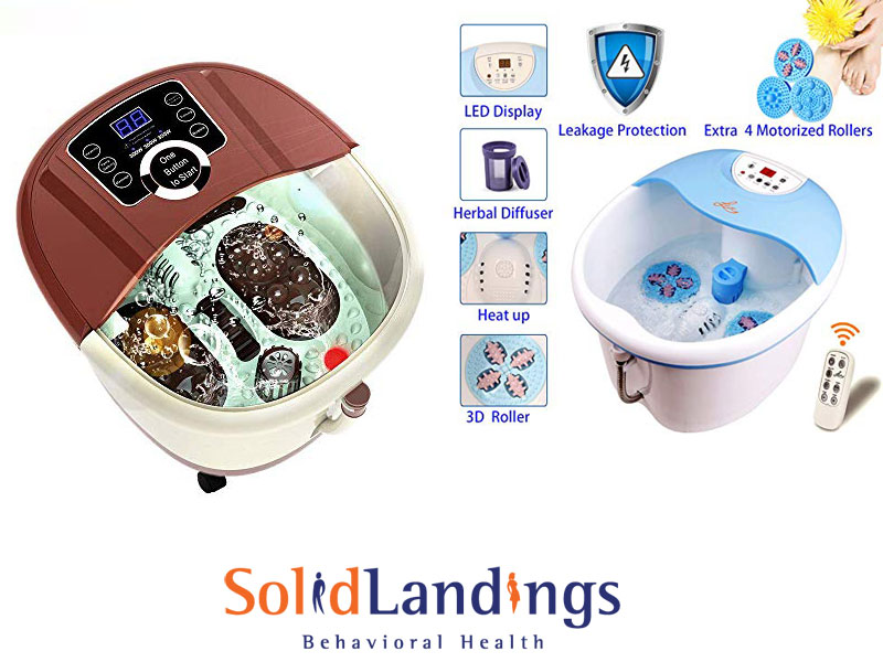 Best Foot Spa Massager in 2021 – Top Selections From A Expert!