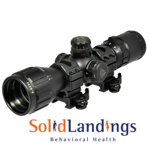 UTG BugBuster Rifle Scope
