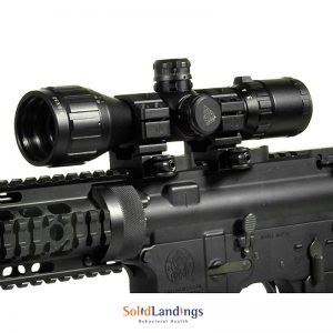 UTG BugBuster Rifle Scope Review