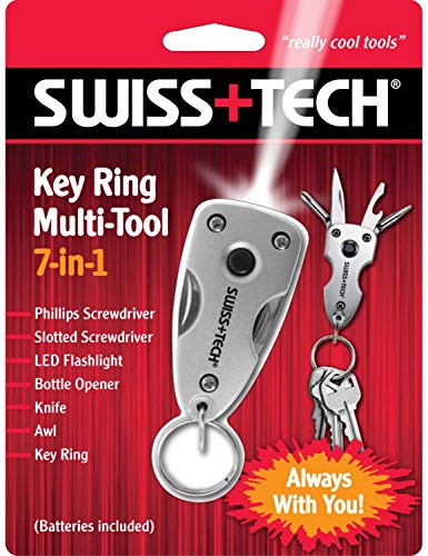 #9.Swiss_Tech_ST60300_Silver_7_in_1_Key_Ring_Multi_tool_with_LED_Flashlight