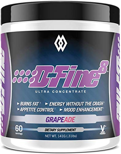 Musclewerks D-Fine8 - Fat Burner Thermogenic
