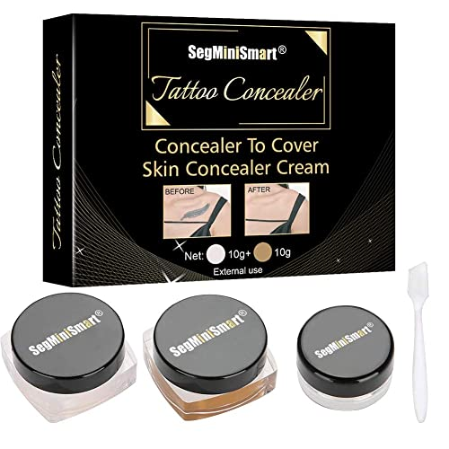 Toullgo Tattoo Concealer for Covering Tattoo and Scars