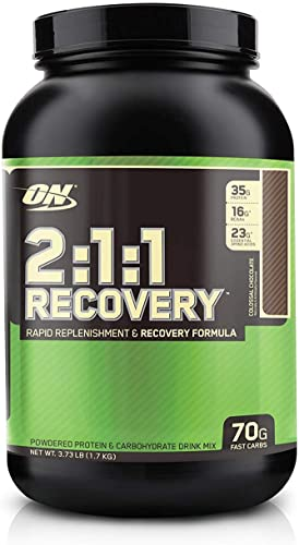 Recovery by Optimum Nutrition