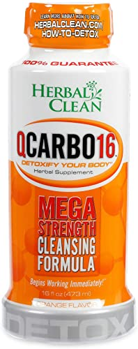 B.N.G. Herbal Clean QCARRBO16 Detox Orange