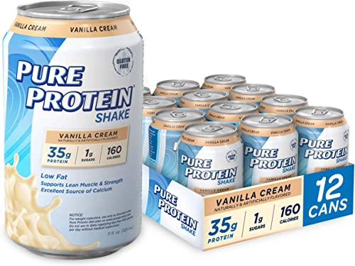 Pure Protein Ready to Drink Shakes